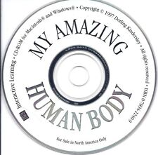 Dk My Amazing Human Body Cd - Interactive Learning for kids