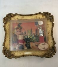 Vintage 1960s Miss New York Picture Pals Doll by Fun World, Liddle Kiddle Era