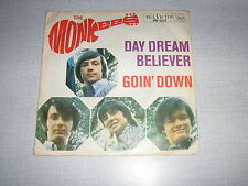 THE MONKEES 45 TOURS GERMANY GOIN' DOWN