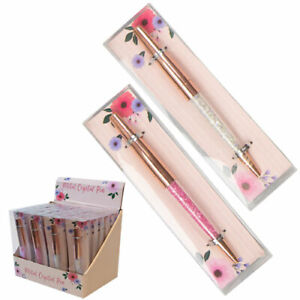 crystal ball point pen gift writing stationary
