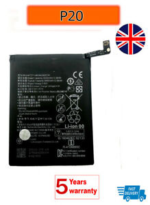 For Huawei P20 Replacement Battery - 3400mAh Genuine Capacity - HB396285ECW