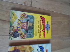 RARE Indiana Jones Find Your Fate Gamebook #6 Legion of Death (VF+)