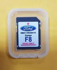 FORD F8 2019/2020 NAVIGATION EUROPE SD CARD CARD SYNC 2 FOCUS KUGA S-MAX MONDEO