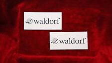 Waldorf Synthesizer 2 Sticker Set