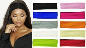 Headbands Stretchy Hairband Sport For Unisex