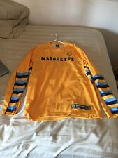 Marquette Jordan Shooting Shirt Team Warmup