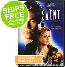 The Saint (DVD, 2017) NEW, Sealed, Val Kilmer, Elisabeth Shue, 1990's