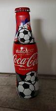 1 Bouteille de Coca Cola  Euro 2012 en Pologne & Ukraine - 25cl - Neuve Pleine
