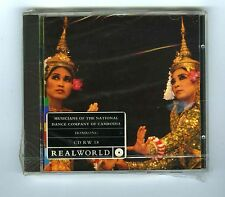 CD (NEW) CAMBODIA MUSICIANS OF NATIONAL DANCE COMPANY (REAL WORLD)
