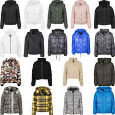 Urban Classics Ladies Jacket Ladies Hooded Puffer Jacket