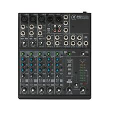Mackie 802VLZ4 8 Channel Ultra-Compact Mixer Pro Audio Analog Recording Mixers