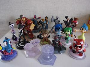Disney Infinity 3.0 - gebrauchte Figuren / Set's / Spiele - zum aussuchen