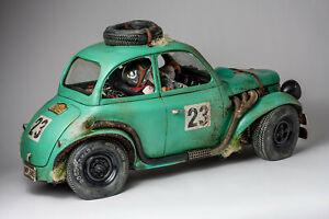 Forchino, The Rally Car, Paris Dakar, Geländewagen, Rennauto, FO 85088, Neu!