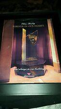 Elvis Presley BMG Greatest Selling Artist Of All Time Promo Poster Ad Framed!