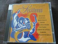 """CD BOF """"SEVILLANAS de Carlos Saura"""""""