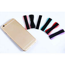 Phone Supports Lazy Phone Finger Holder Back Elastic Belt Bandages Random Color