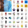 Fashion Cartoon Enamel Piercing Brooch Pin Collar Decor Badge Corsage Jewelry
