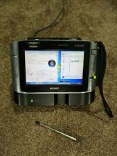 Sony Vaio UX VGN-UX90PS UMPC U1400 1.2Ghz 512MB 30GB with Windows 7 Pro