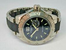 Raymond Weil RW Sport 8300 Luxury Stainless Steel Date Watch With Original Box