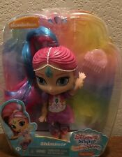 "NIB Fisher-Price Shimmer and Shine - Shine - Rainbow Zahramay 6"" Doll Toy"