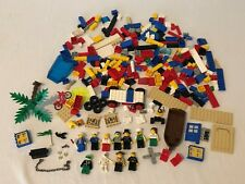 Lego Indiana Jones Lot Minifigures Weapons Accessories and Other Building Pieces