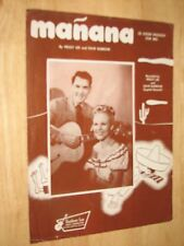 Manana (Is Soon Enough For Me) Peggy Lee Dave Barbour
