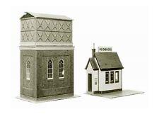 sqa8 Wasser Turm & Gleiswaage Superschnell Modelle Set Gebäude