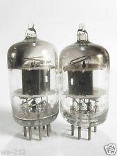 2 1950-51 Sylvania 6AK5 (6AJ5,403A,EF95,6J1)tubes - TV7D tested @ 27, 31, min:22