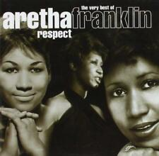 ARETHA FRANKLIN RESPECT The Very Best 2 CD NEW