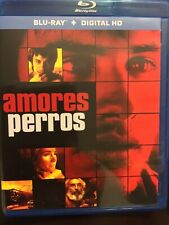 New listing Amores Perros (2000) (Blu-ray)