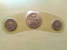1983 2p Two Pence Coin Issued in Sets Only Low Mintage 744,900 UK BUNC +1p+halfp