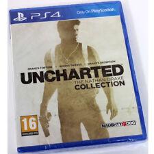 Jeux vidéo anglais Uncharted pour Sony PlayStation 4