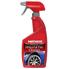Mothers FOAMING ALL WHEEL & TIRE CLEANER Spot-Free Non-Acidic SPRAY BOTTLE 05924