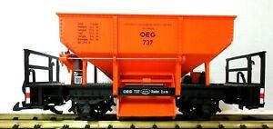 LGB 4041 OEG 737 ORE CAR