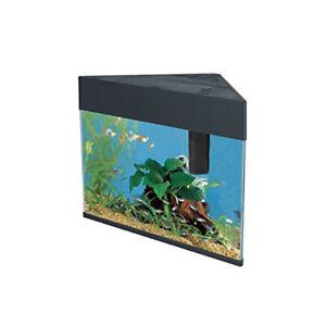 Corner aquarium tank - 20ltr