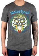 Official Motorhead Overkill T-Shirt Bomber Ace of Spades Punk Rock War Pig Snagg