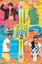 "NEW Trends Teen Beach 2 Disney Movie Cast Grid Poster RP 13604 22"" x 34"""