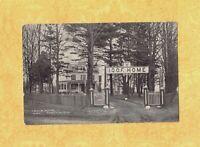 NJ Trenton 1908-29 antique postcard ODD FELLOWS HOME New Jersey