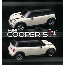 IWAVER 1:28 02M MINI COOPER S BIANCA ON-ROAD CAR ELETTRICA BRUSHED 2WD RTR