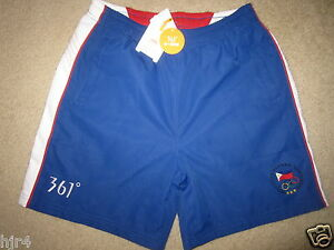 Philippines Olympics east asia 361 shorts XL mens
