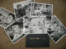 BEN-HUR (Charlton Heston) - Set COMPLETO DE 6 Lustroso Fotos