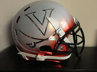 University of Virginia UVA Cavaliers Football 2015 Team Issued Fade Helmet