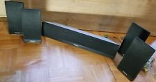 Philips Surround Sound Home Theater System Speakers CS-3544-E