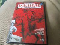"""DVD """"LA BLESSURE, LA TRAGEDIE DES HARKIS"""" documentaire de I.CLARKE & D. COSTELLE"""