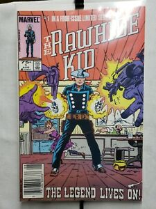 The Rawhide Kid Comic #1 Copper Age 1985 Limited Series  NEWSSTAND VF+/NM (D825)