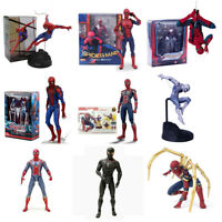 8-Style Marvel Legends Spider-Man Homecoming Spiderman Model Gift Action Figure