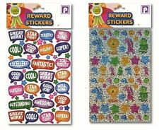 300+ Teacher Reward Stickers + Holographic Stickers, Praise Merit, Kids, School