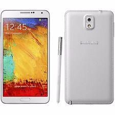 NEW SAMSUNG NOTE 3 N900V VERIZON (UNLOCKED) WHITE 32GB SMARTPHONE