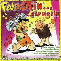 """FEUERSTEIN...RAP DIR EIN' """"Für Kids von heute"""" CD BMG Ariola 1996 Neu & OVP"""