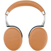 Parrot Zik 3 Wireless Noise Cancelling Bluetooth Headphones Camel Leather